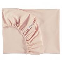 Nobodinoz Fixleintuch Alhambra 200x90, Bloom Pink
