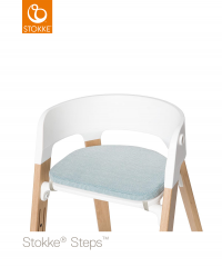 STOKKE Steps Junior Kissen, Jade Twill