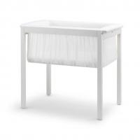 STOKKE Home Babywiege Cradle, White - Aussteller