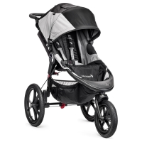 Baby Jogger Summit X3, Black/Gray 2019