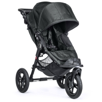Baby Jogger City Elite inkl. Handbremse, Titanium 2019