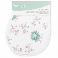 Aden + Anais Burpy Bib, 2er Pack - Lion King