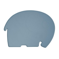 Sebra Silikon Platzdeckchen, Fanto der Elefant, savannah