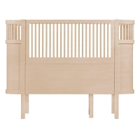 Sebra Bett, Baby & Junior, Wooden Edition