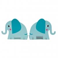 Rex London Buchstützen - Elvis The Elephant
