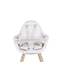 Childhome Sitzkissen für Hochstuhl Evolu, Evolu 2, ONE.80° - Gold Dots