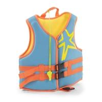 Childhome Schwimmweste für Kinder 2-3 Jahre - Aqua/ Blau