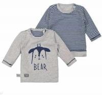 Snoozebaby Pullover, Zweiseitig, Bear