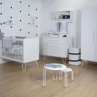 Childhome Ironwood White Kinderzimmer komplett