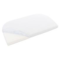 Babybay Comfort/Boxspring Comfort Komfort-Klimabezug, Weiss