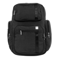 Ju-Ju-Be XY Vector Wickelrucksack, Carbon