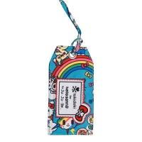 Ju-Ju-Be x Hello Sanrio by tokidoki Be Tagged Gepäckanhänger, Rainbow Dreams