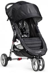 Baby Jogger City Mini 3-Rad, Schwarz 2019