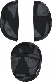 Dooky Universal Pads, Black Tribal