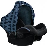 Dooky Hoody mit UV-Schutz, Blue Tribal