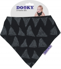Dooky Dreieckstuch Black Tribal