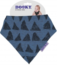 Dooky Dreieckstuch Blue Tribal