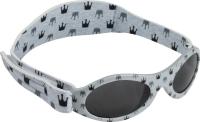 Banz Baby Sonnenbrillen Dooky Light Grey Crowns, 0-2 Jahre