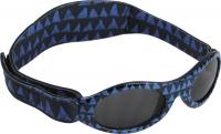 Banz Baby Sonnenbrillen Dooky Blue Tribal, 0-2 Jahre
