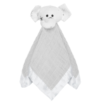 Aden Anais Musy Mate, Kuscheltuch Elefant - twinkle