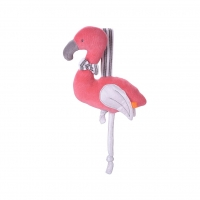 Kikadu Flamingo Zappler (GOTS)