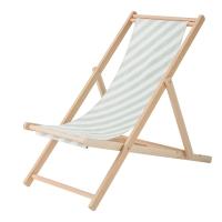 Bloomingville Deck Chair Gartenstuhl, Green