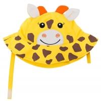 Zoocchini Sonnenhut mit UV-Schutz, Giraffe
