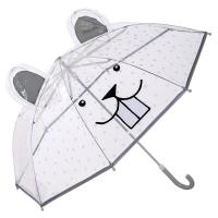 Bloomingville Kinder Regenschirm, Biber