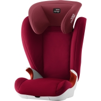 Britax Römer Kid II, Flame Red 2018