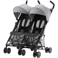 Britax Römer Holiday Double, Steel Grey 2019