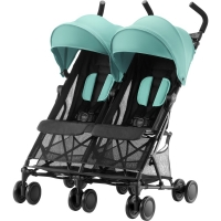Britax Römer Holiday Double, Aqua Green 2019