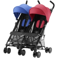 Britax Römer Holiday Double, Red / Blue 2019