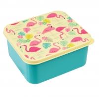 Rex London Lunch Box, Flamingo Bay