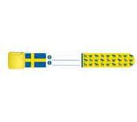 Infoband Flagge