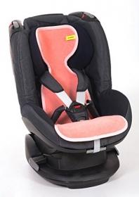 Aeromoov Air Layer Sommer-Sitzeinlage für Kindersitze Gr.1 - Flamingo