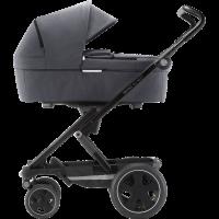 Britax Go Next Kinderwagen, Graphite Melange Melange mit mattschwarzem Gestell 2018