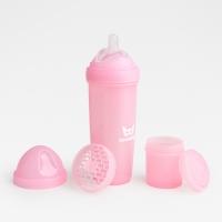 Herobility Schoppenflasche HeroBottle 340ml - Pink