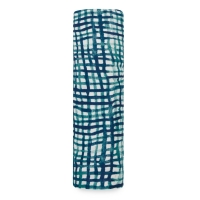 Aden Anais Silky Soft Mulltuch Swaddle, Seaport - Net