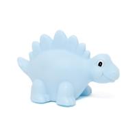 Petit Monkey Nachtlicht Stegosaurus, blau