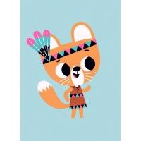 Petit Monkey Poster, Eichhörnchen