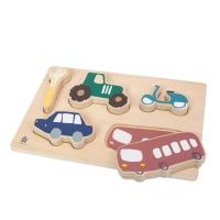 Sebra Holzpuzzle, Little Driver