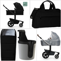 JOOLZ Day 3 Kinderwagen, Nero 2019 - 3KH Special Set