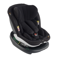 BeSafe iZi Modular i-Size Reboard Autositz, Car Interior Black