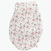 Ergobaby Swaddler Pucksack, S/M,  Head in The Clouds