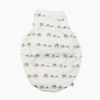 Ergobaby Swaddler Puck-mich-sack, S/M, Elephants