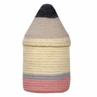 Lorena Canals Aufbewahrungskorb, Basket Pencil, klein