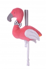 Kikadu Spieluhr Flamingo