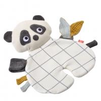 Kikadu Schnullertuch Panda