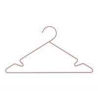 Sebra Kleiderbügel, 3 Stück - Rosa