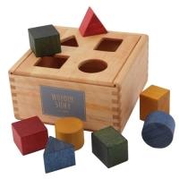 Woodenstory Sortierbox